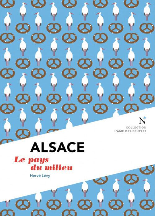 ALSACE, Le pays du milieu